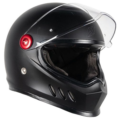 Casque Trottinette Électrique<br>Genetic Black
