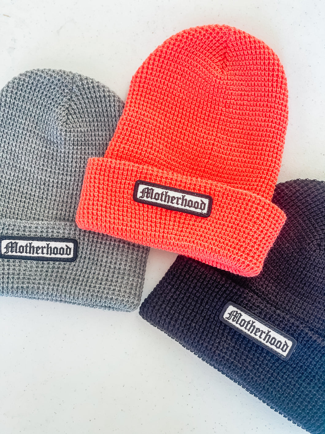 Motherhood Beanies