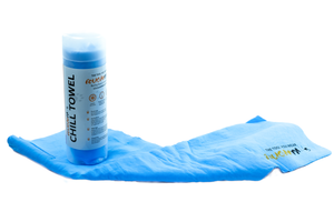 Load image into Gallery viewer, Cougar Paws Chill Towel , absorbs sweat and keeps you cool.