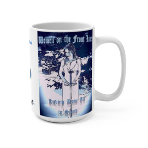 Blessed in the Midst Mug 15oz