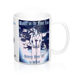 Blessed in the Midst Mug 11oz