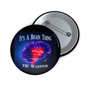 "It's a ""Brain Thing"" button"