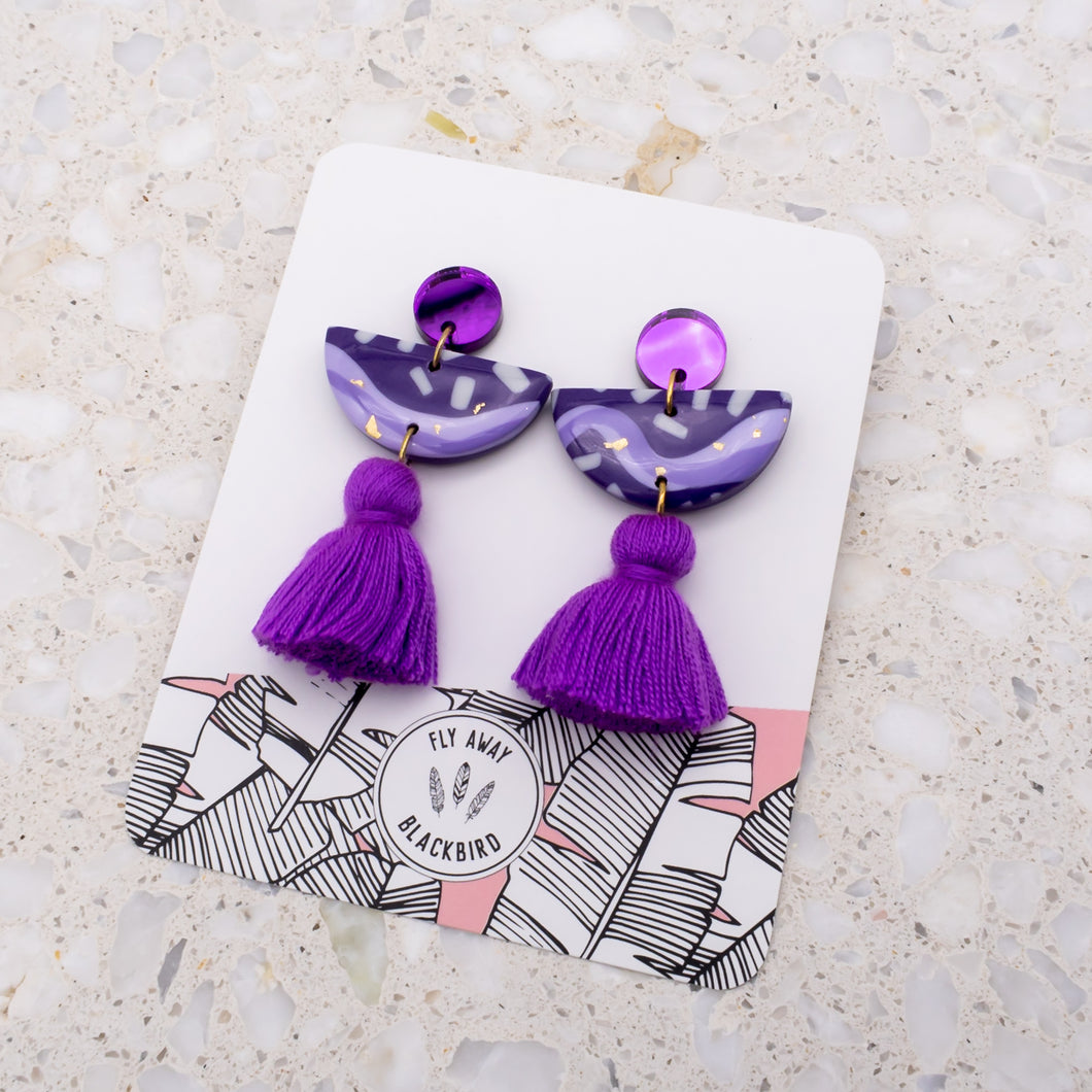 Dance With Me Earrings - Ursula