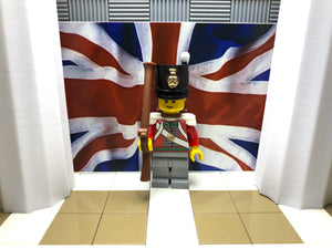 LEGO Minifig- British 32nd Regiment of Foot Waterloo