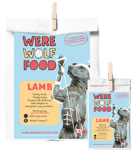 15kg- LAMB [GRAIN FREE]- ADULT