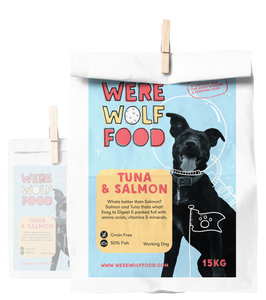 15KG - Tuna & Salmon [Grain Free] - Adult