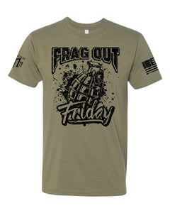 Frag Out Friday TShirt