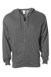 Zip Up Hoodies Multiple Designs & Colors - Independent Brand SS4500Z