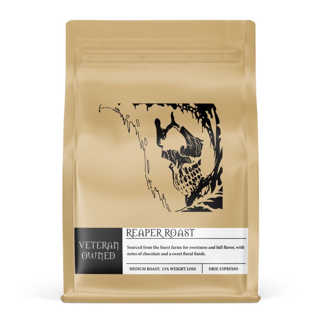 Reaper Roast - Premium COFFEE