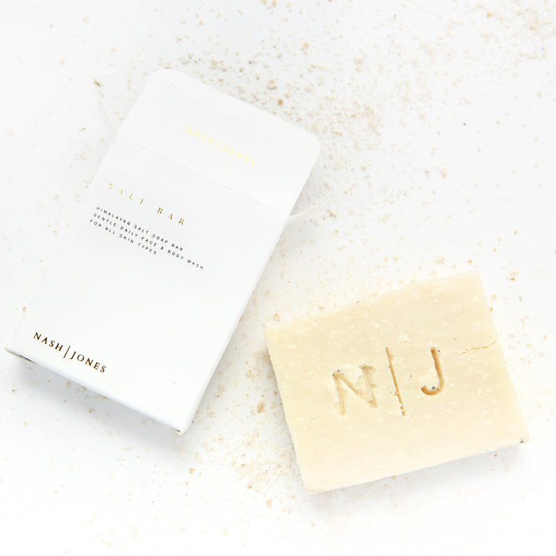 NJ - Cleansing Bars | Salt