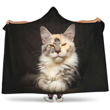 Load image into Gallery viewer, Hooded Blanket - Betty
