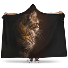 Load image into Gallery viewer, Hooded Blanket - Profile