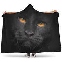 Load image into Gallery viewer, Hooded Blanket - Jaguar