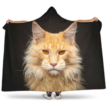 Load image into Gallery viewer, Hooded Blanket - Cortez