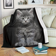 Load image into Gallery viewer, Premium Blanket - Poly kitten