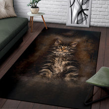 Load image into Gallery viewer, Area Rug - Brown Bear