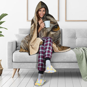 Hooded Blanket - WooDoo