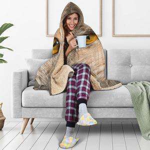 Hooded Blanket - Quella