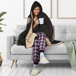Hooded Blanket - Betty