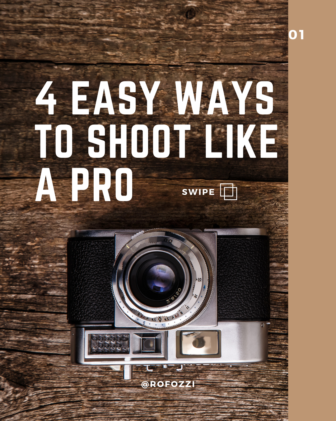 4 Easy Ways to Shoot Like a Pro in 2021