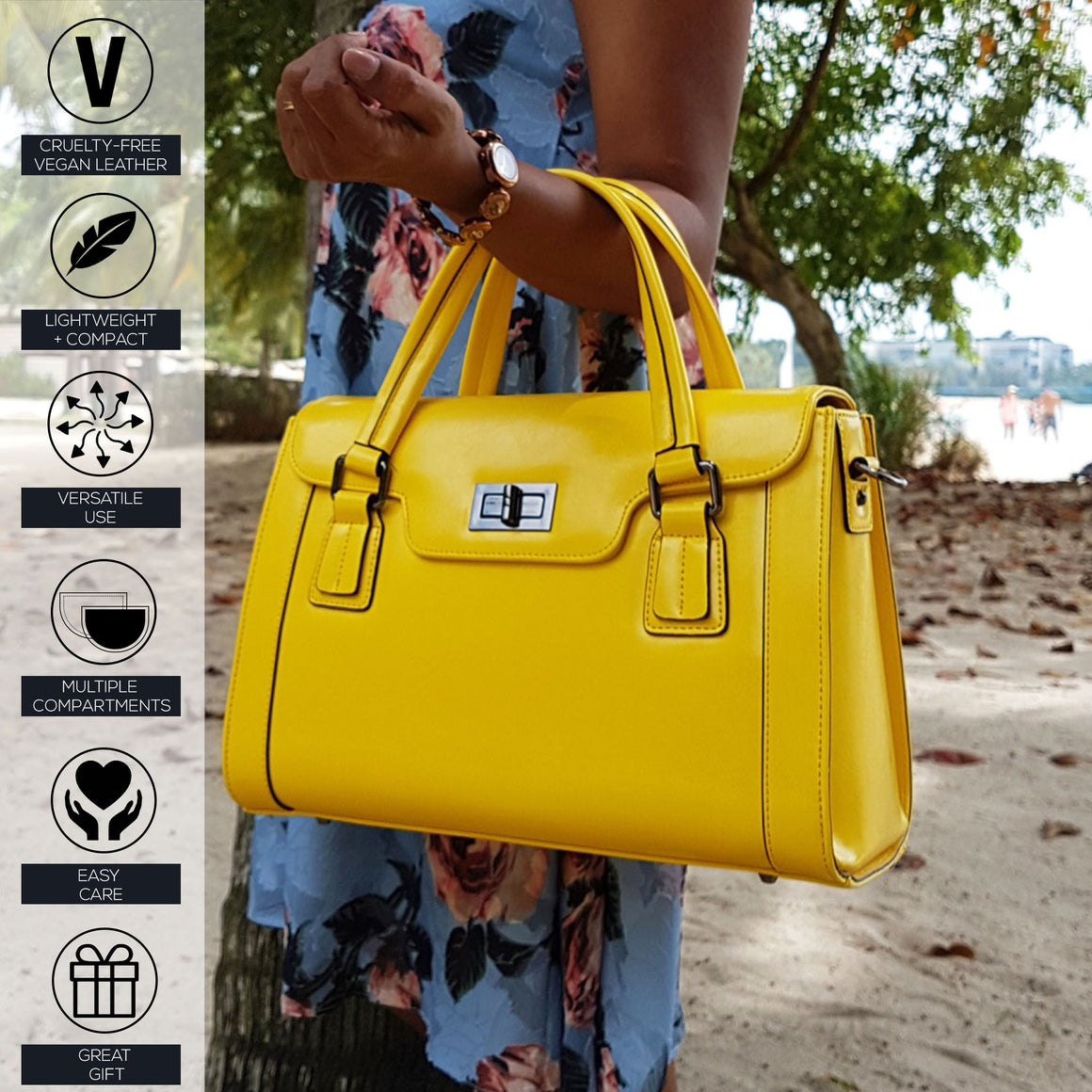 Canary Camera Bag For Women