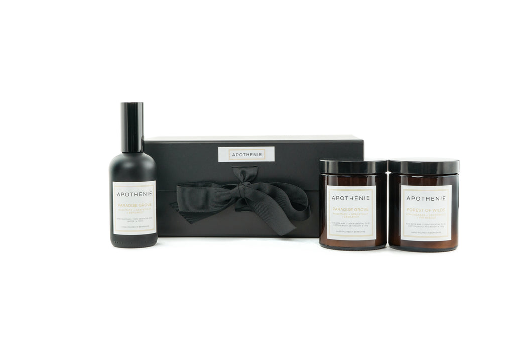 67.00 Travel Candles & Mist freeshipping - Apothenie UK