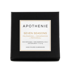 8.00 Seven Seasons freeshipping - Apothenie UK