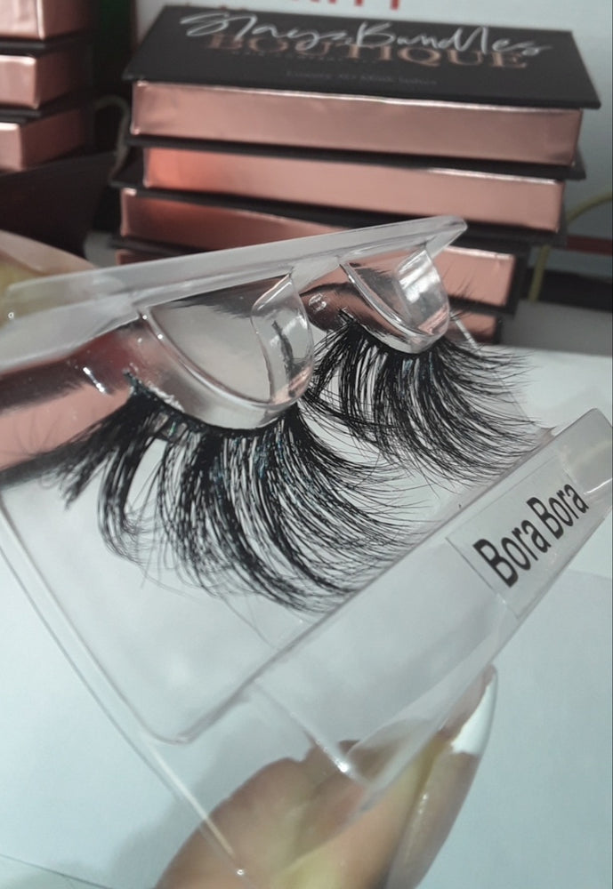 Tropical Vacation 25mm Mink Lashes