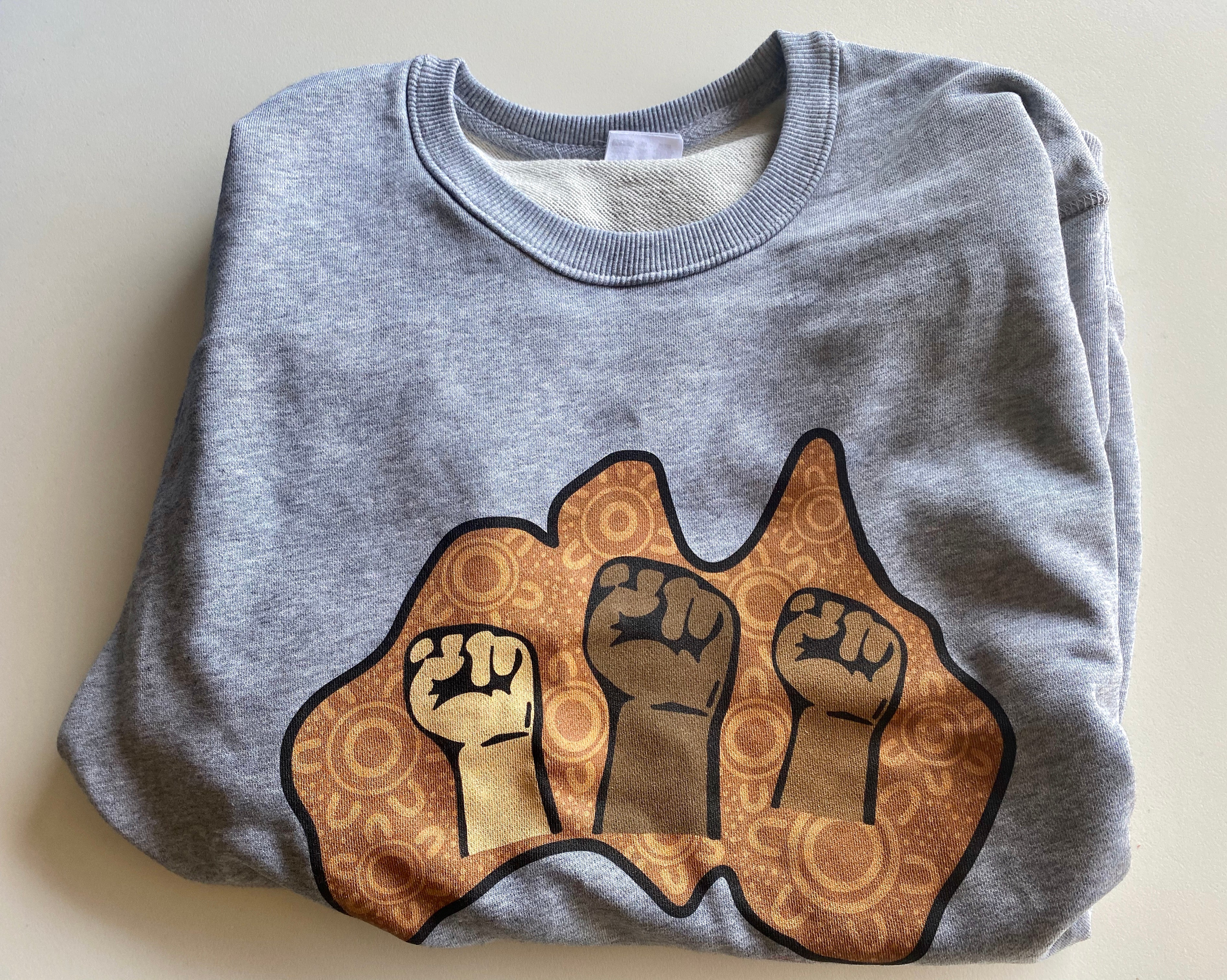 The Power of Solidarity - Unisex Sweater/Jumper