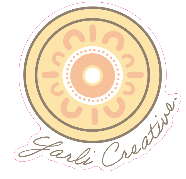 Yarli Creative Logo - Sticker
