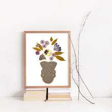 Load image into Gallery viewer, Pressed_Flower_art_for_interiors