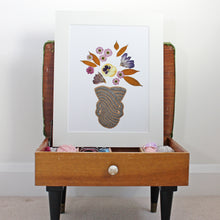 Load image into Gallery viewer, vintage_vase_contemporary_art_print