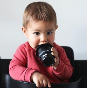 Bamboo Baby Chino Cup || BLACK PALM