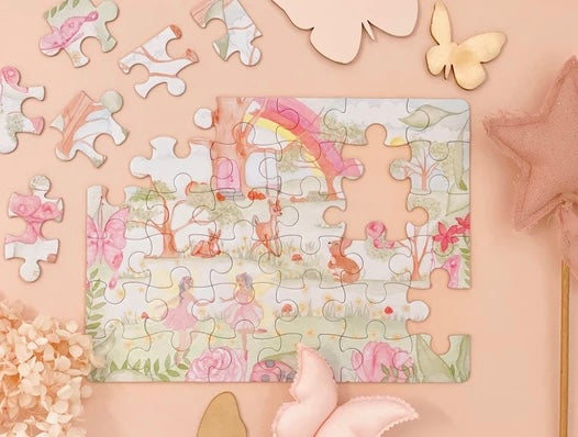 The Enchanting Puzzle