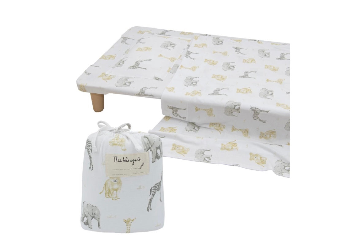 Childcare stacking bed set- Savanna
