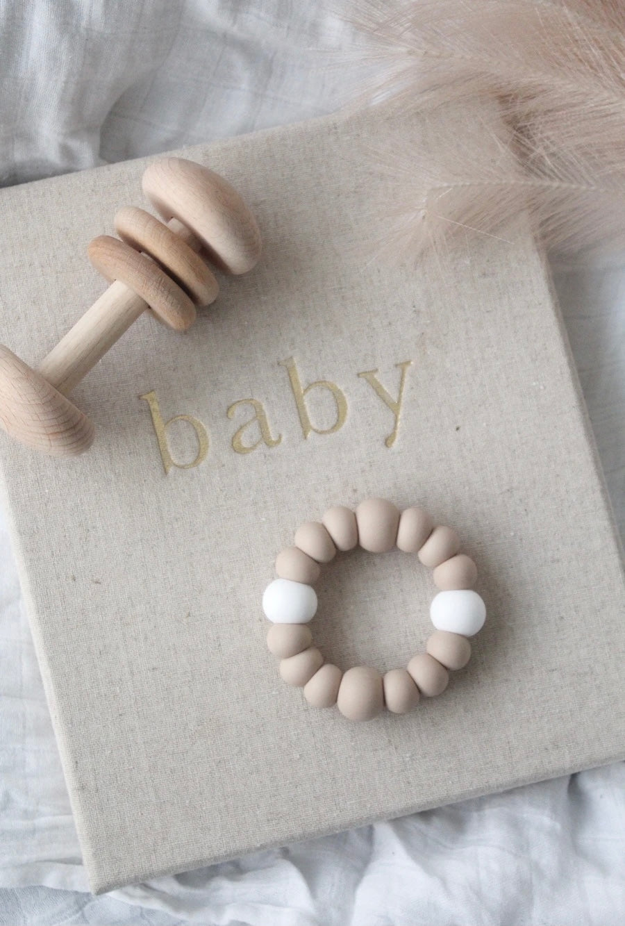 Basic Teether - Nude