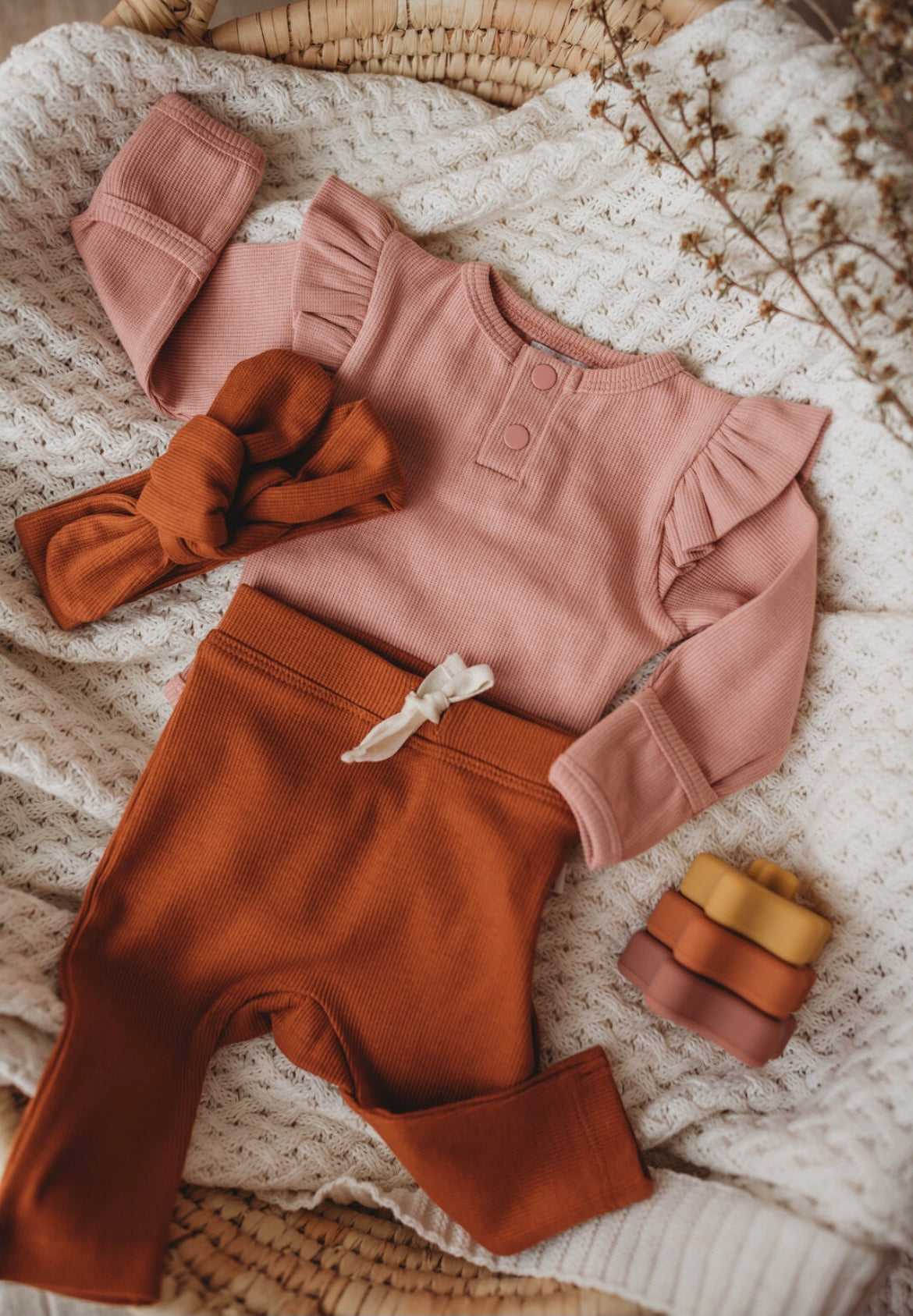 Rose Bodysuit