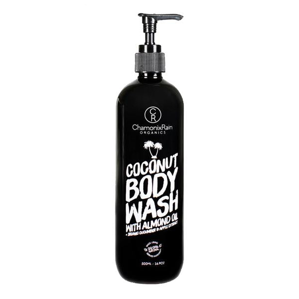 Coconut Body Wash with Almond Oil 500ml