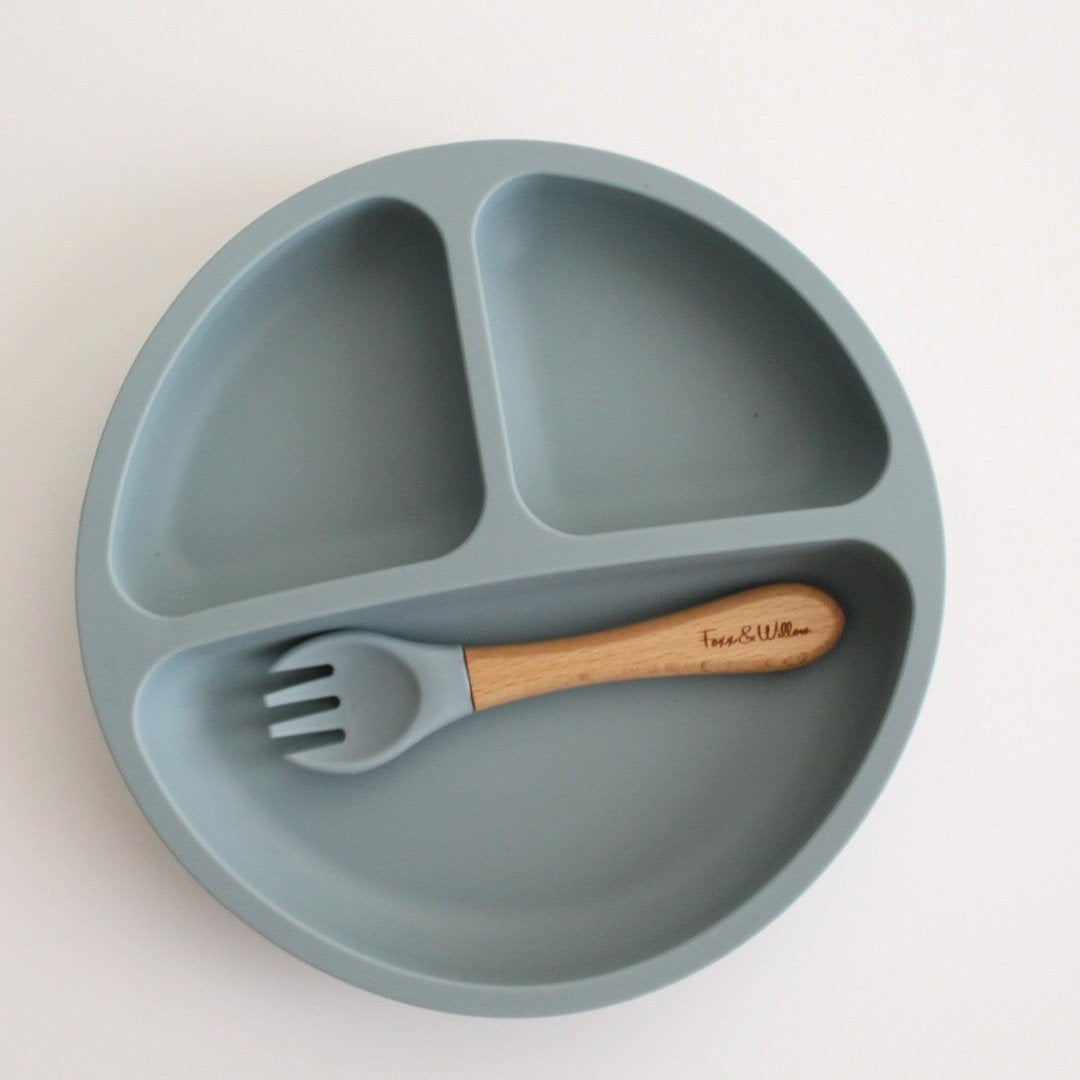 Your Plate + Fork Set //  ETHER