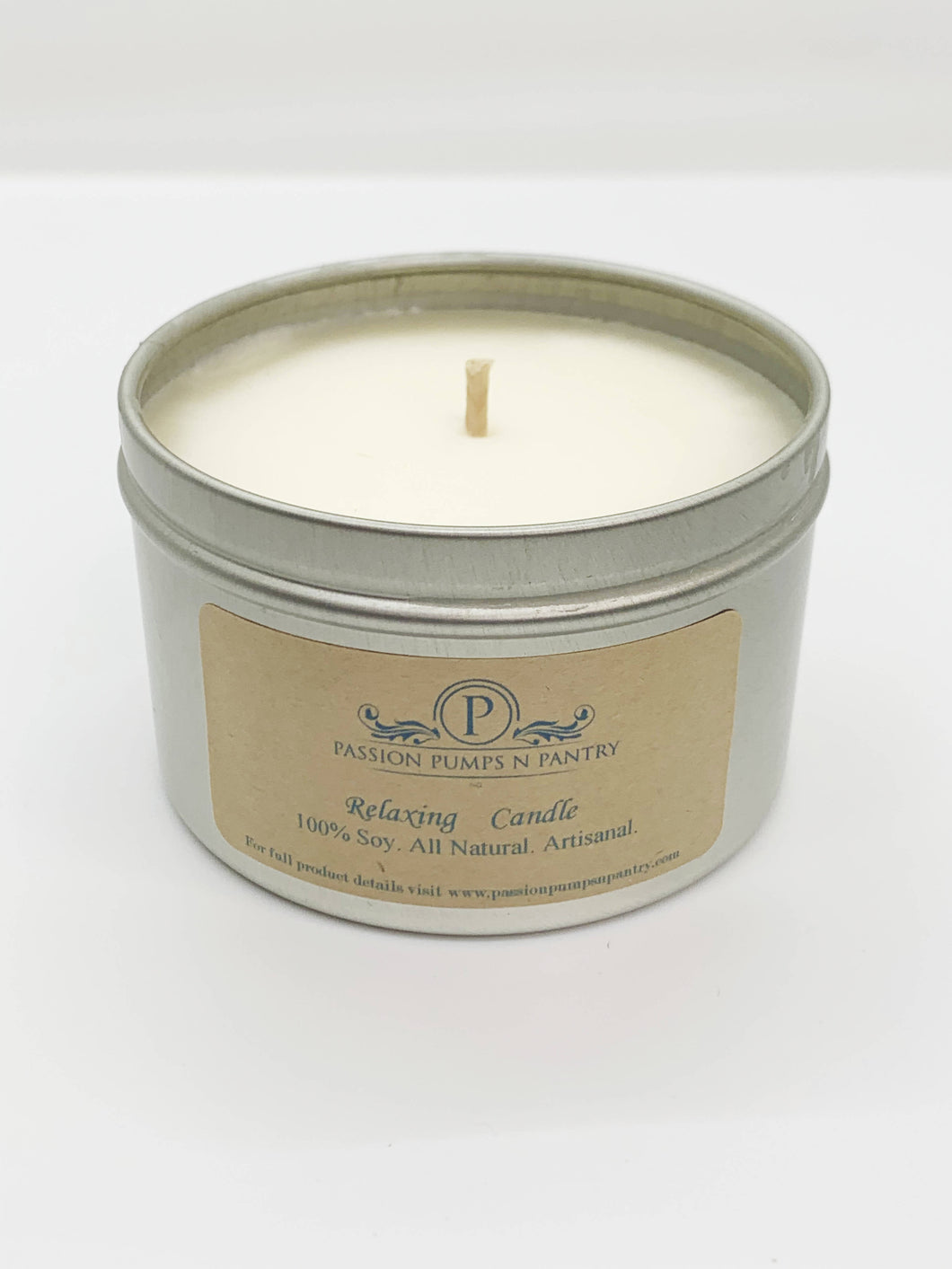 Passion Pumps N Pantry 8 oz Candle