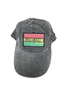 Relatives Clothing Patch Dad Hat