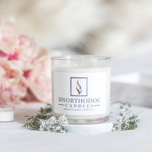 UnOrthoDoc Bouquet Candle