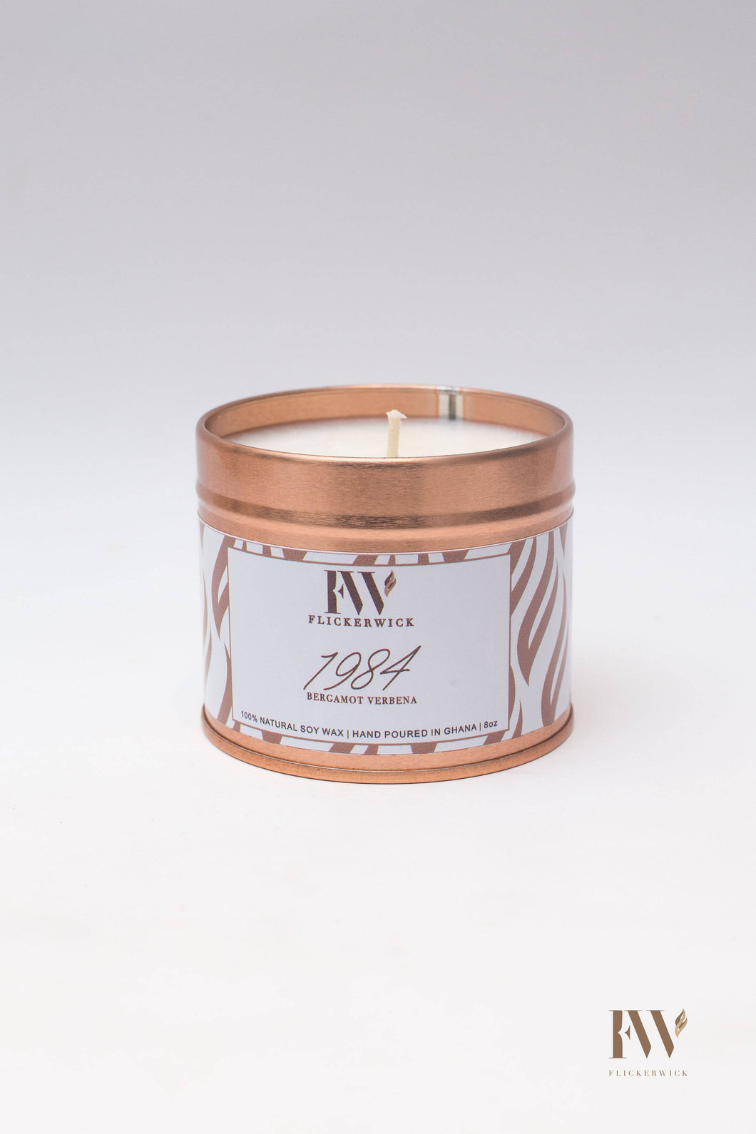 Flickerwick Scented Candle