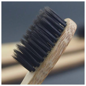 GO Natural Toothbrush | Bamboo Charcoal (Soft)