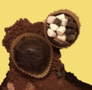 Vegan Haute Chocolate Bombs by Nhiär Chocolates