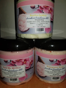 Sunshine Creations Whipped Soap
