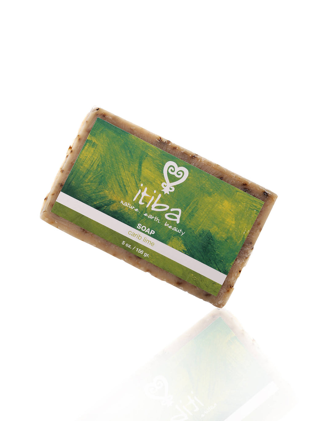 itiba Carib Lime Body Soap