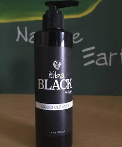 itiba Black Black Magic Liquid Cleanser