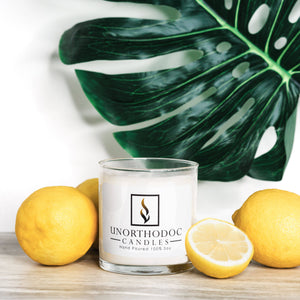 UnOrthoDoc Candle Co Lemon Zest
