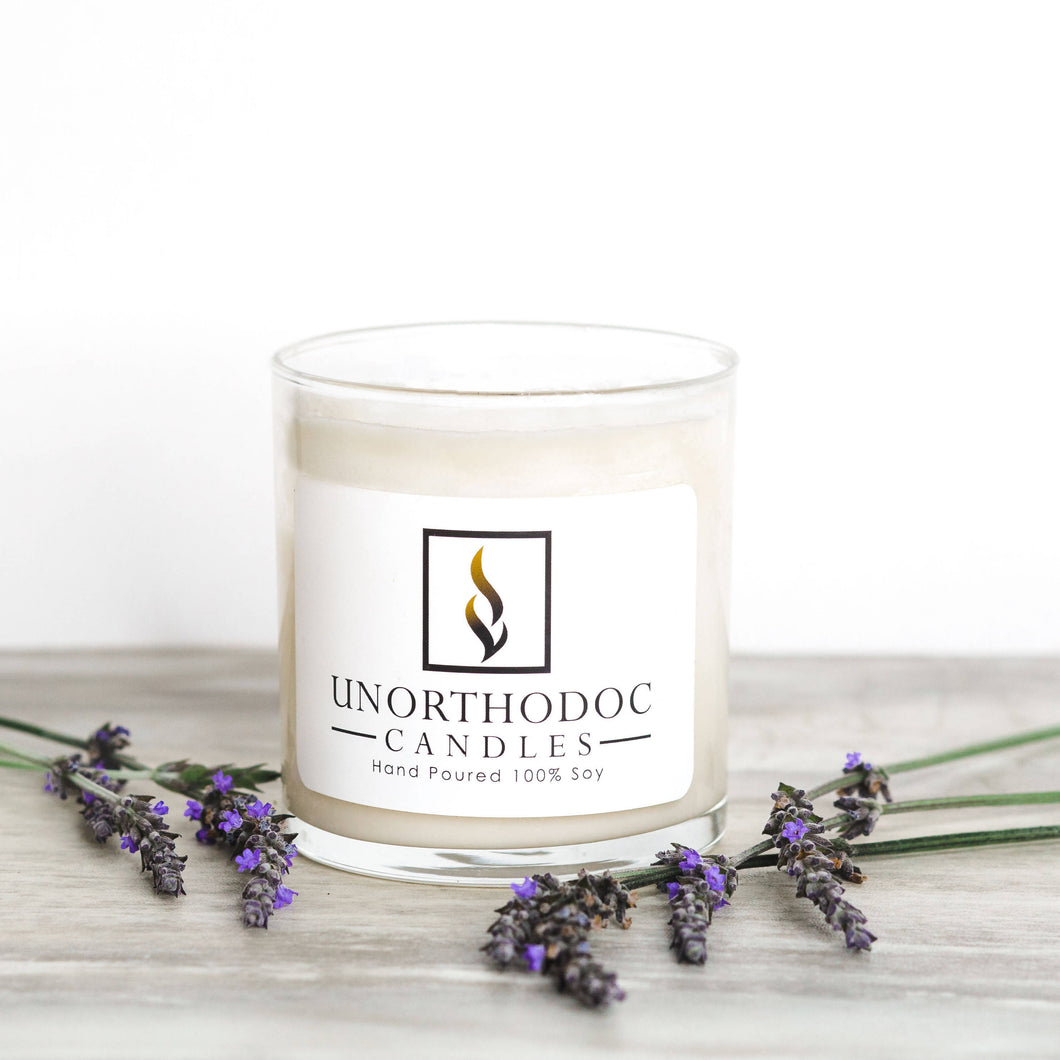 UnOrthoDoc Candle Co Tranquility